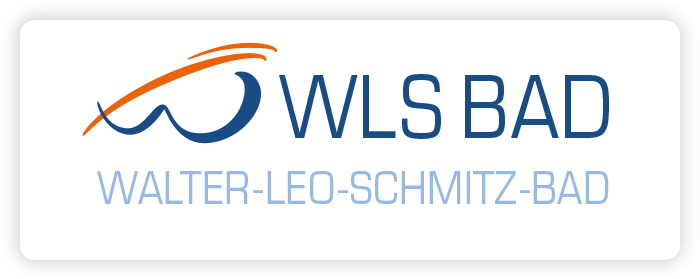WLS Bad ? Walter-Leo-Schmitz-Bad Logo